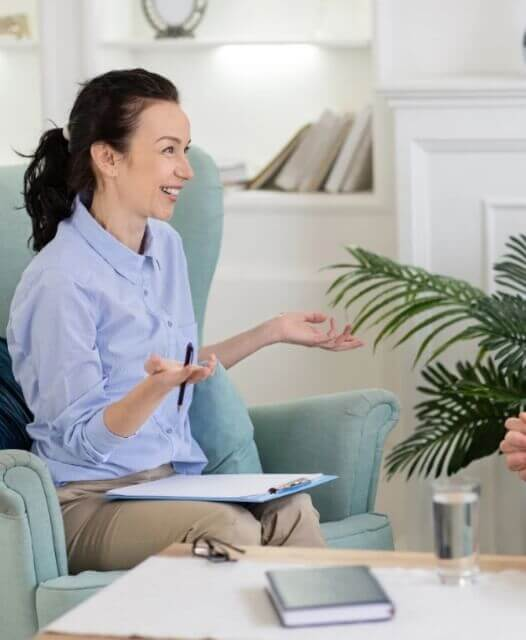 work cbt therapists london